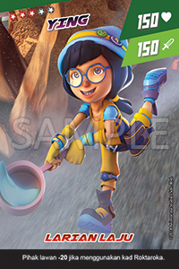 Boboiboy Galaxy Official Website